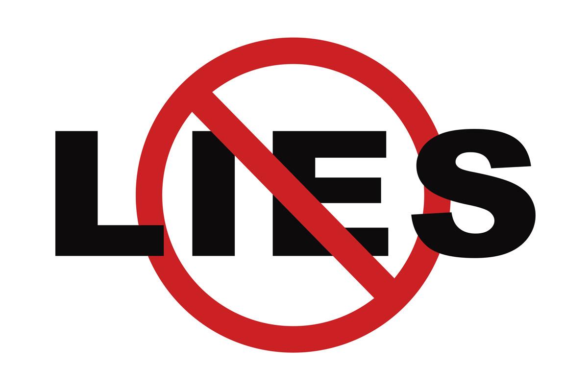 no-lies